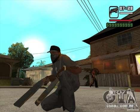 Hudra para GTA San Andreas segunda tela