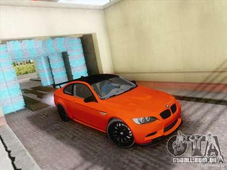 Lavagem de carro funcional para GTA San Andreas