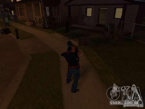 GTA IV  San andreas BETA para GTA San Andreas oitavo tela