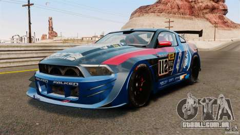 Ford Mustang 2010 GT1 para GTA 4