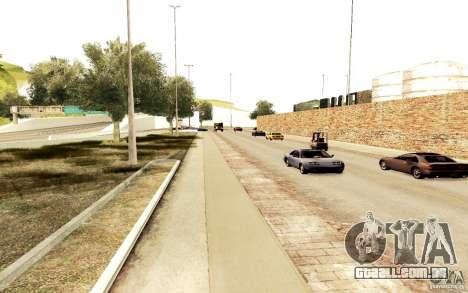 Um novo algoritmo para tráfego automóvel para GTA San Andreas terceira tela