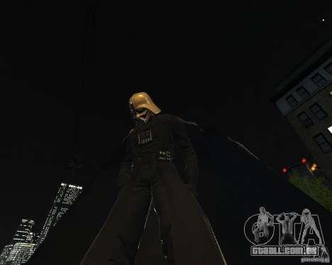 Dart Vader para GTA 4 segundo screenshot