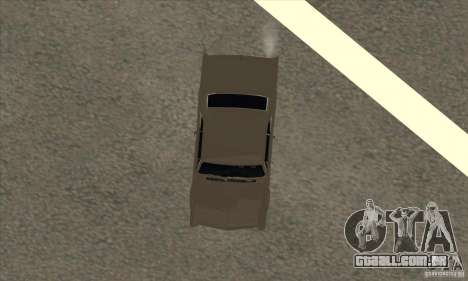 Pontiac GT-100 para vista lateral GTA San Andreas