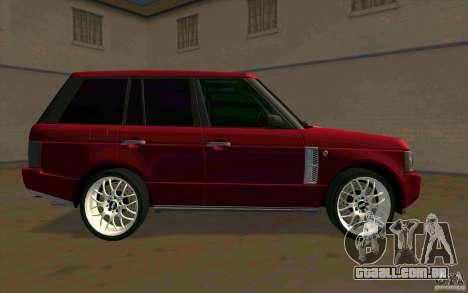SPC Wheel Pack para GTA San Andreas oitavo tela