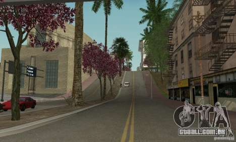 Green Piece v1.0 para GTA San Andreas sexta tela