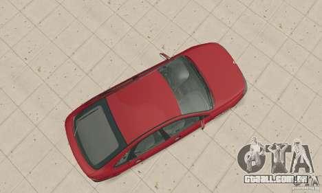Renault Laguna 16V para GTA San Andreas vista direita