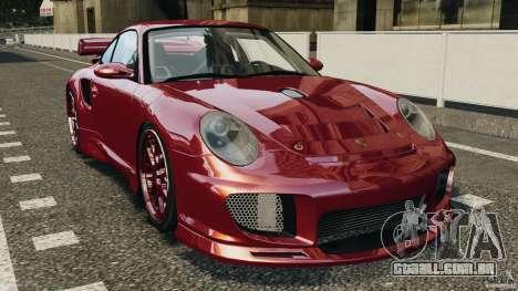 Porsche 997 GT2 Body Kit 1 para GTA 4