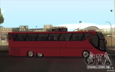 Design-X6-Public Beta para GTA San Andreas vista interior