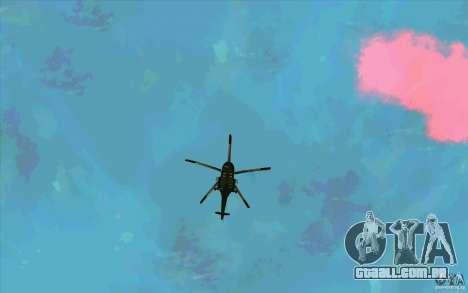 U.S.A.F. Cargo para GTA San Andreas segunda tela