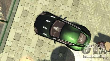 Aston Martin One-77 [EPM] para GTA 4 vista direita