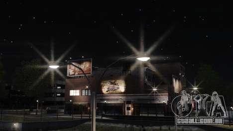 Nova luz para GTA 4 terceira tela