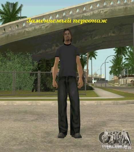 Assassins skins para GTA San Andreas oitavo tela