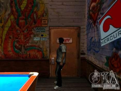 Novo doce para GTA San Andreas sexta tela