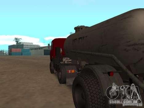 TTC 26 para GTA San Andreas vista direita