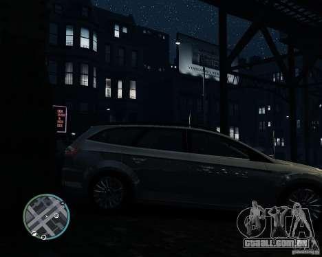 Ford Mondeo Mk4 para GTA 4 vista direita