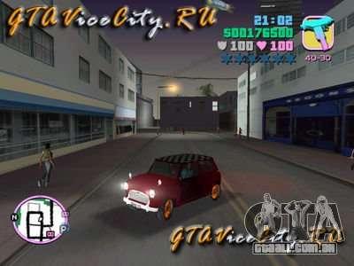 Austin Mini v1.1 para GTA Vice City