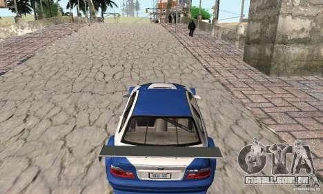 New Groove by hanan2106 para GTA San Andreas oitavo tela