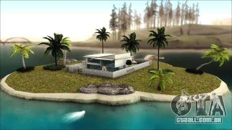 Diegoforfuns Modern House para GTA San Andreas