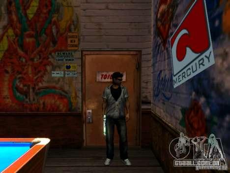 Novo doce para GTA San Andreas quinto tela