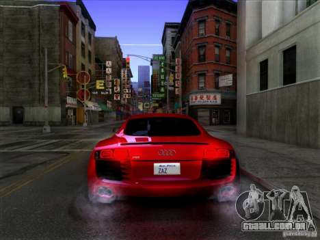 Realistic Graphics HD 2.0 para GTA San Andreas quinto tela