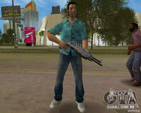 Animação de TLAD para GTA Vice City segunda tela