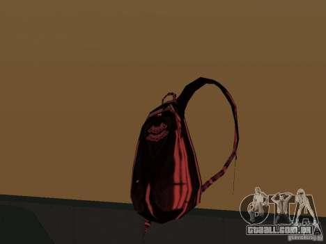 Weapon Pack para GTA San Andreas décimo tela