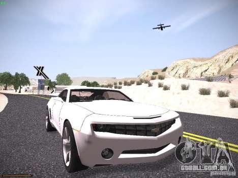 LiberrtySun Graphics ENB v3.0 para GTA San Andreas segunda tela