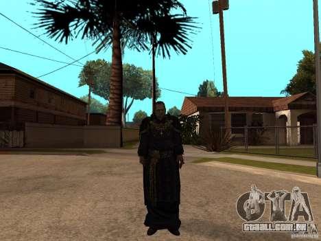 Personagens de Pak atualizadas do Resident Evil  para GTA San Andreas twelth tela