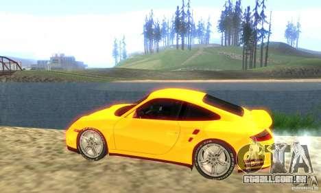 Color Correction para GTA San Andreas terceira tela