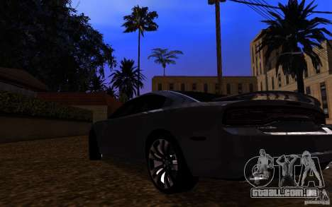 ENBSeries para v2 128-512 MB de placa de vídeo para GTA San Andreas por diante tela