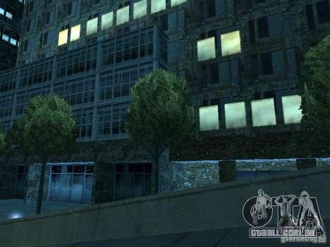 Novas texturas arranha-céus LS para GTA San Andreas nono tela