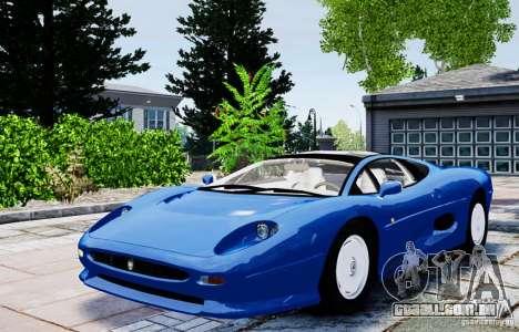 Jaguar XJ 220 para GTA 4
