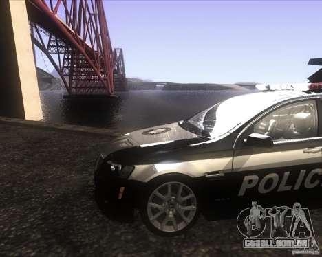 Enbsereis 0.74 Dark para GTA San Andreas