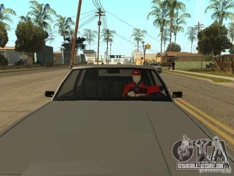 JabbaWockeeZ Skin para GTA San Andreas terceira tela