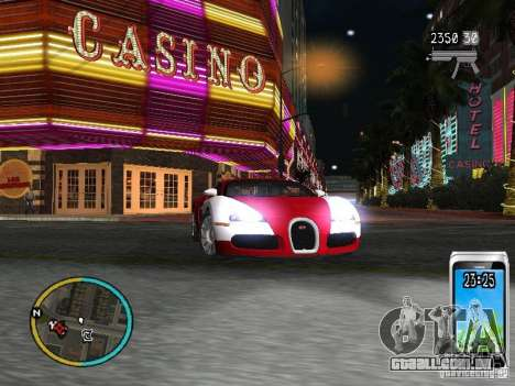 GTA IV HUD v2 by shama123 para GTA San Andreas