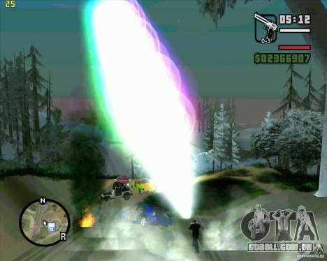 Masterspark para GTA San Andreas