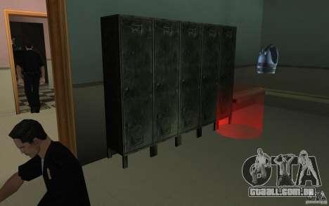 Forças especiais-CJ para GTA San Andreas terceira tela