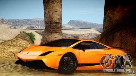 Direct B 2012 v1.1 para GTA San Andreas sétima tela