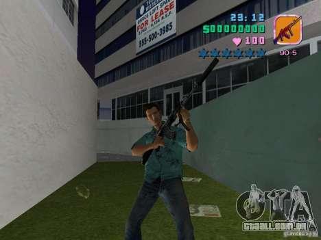 AK-103 para GTA Vice City terceira tela