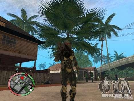 Armas alienígenas de Crysis 2 v2 para GTA San Andreas terceira tela