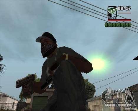 9mm x 19 para GTA San Andreas segunda tela