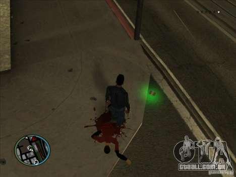 GTA IV LIGHTS para GTA San Andreas segunda tela