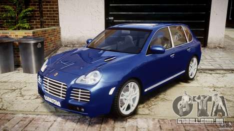Porsche Cayenne Magnum para GTA 4