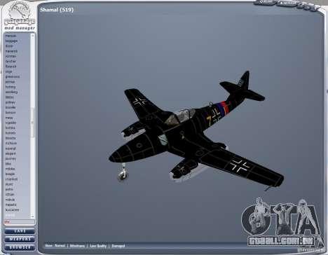 GGMM v2.3 para GTA San Andreas segunda tela