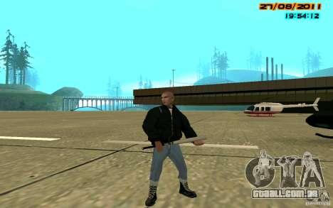 SkinHeads Pack para GTA San Andreas segunda tela
