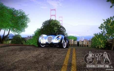 Wiesmann MF3 Roadster para GTA San Andreas esquerda vista