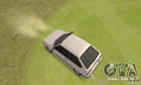 VAZ 2113 LSP Tuning para GTA San Andreas traseira esquerda vista