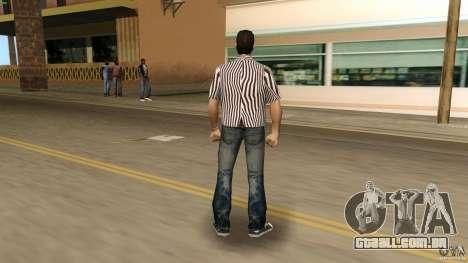 Pele de Tommy para GTA Vice City terceira tela