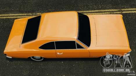 Chevrolet Opala Gran Luxo para GTA 4 vista direita