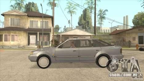 Ford Scorpio para GTA San Andreas vista direita
